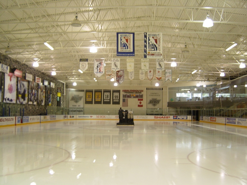 Private Ice Rental