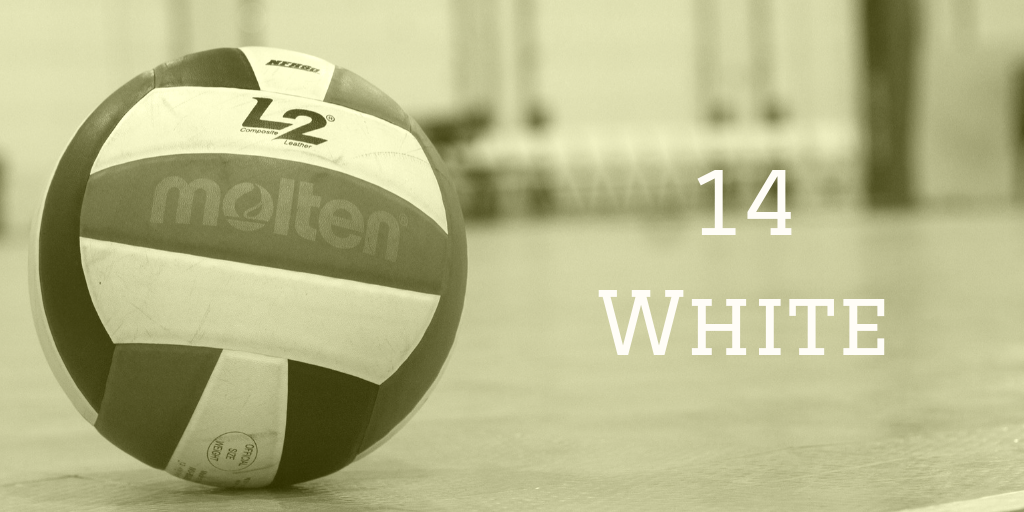14 White