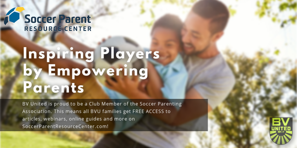 Learn more about the Soccer Parent Resource Center