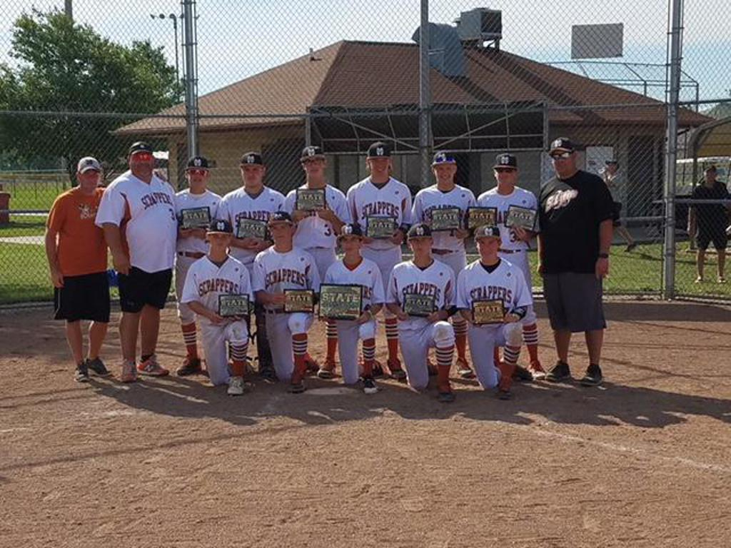 Michiana Scrappers 15U Black