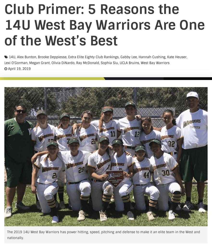 West Bay Warriors