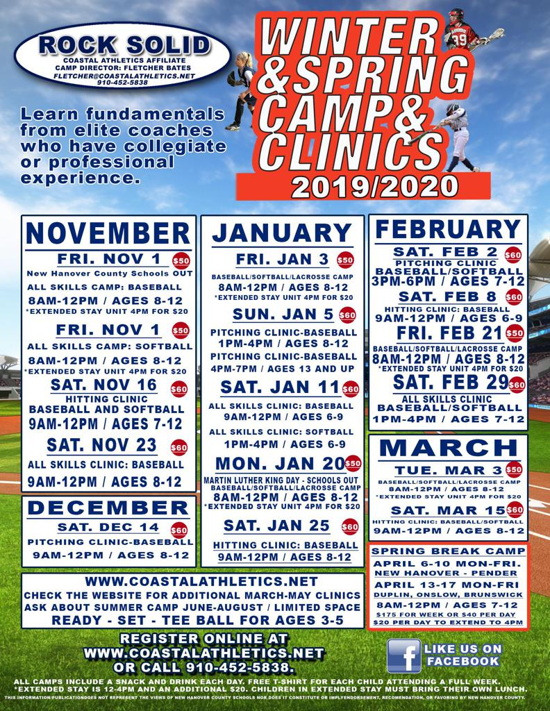 Lacrosse lessons and camps