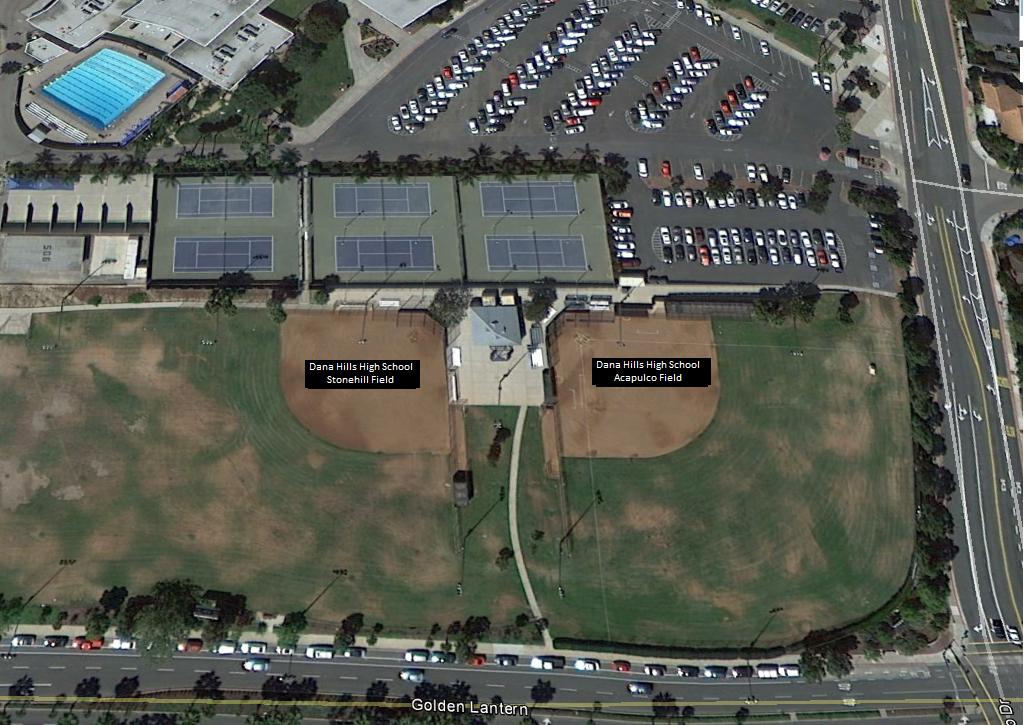 DHHS: Dana Hills High School Fields