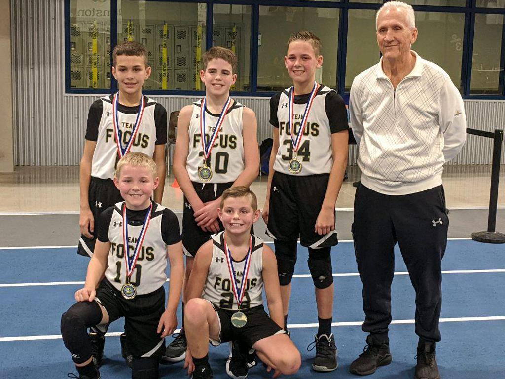 CONGRATS TO FOCUS PREMIER 2028! LEAGUE CHAMPS IN THE 5TH GRADE!