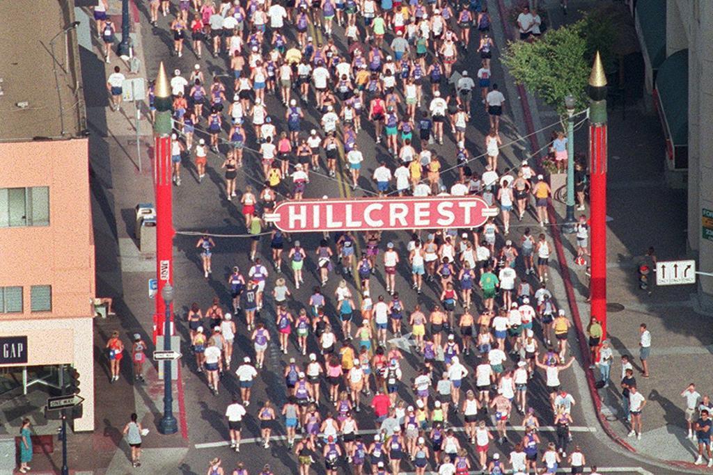 Hillcrest run