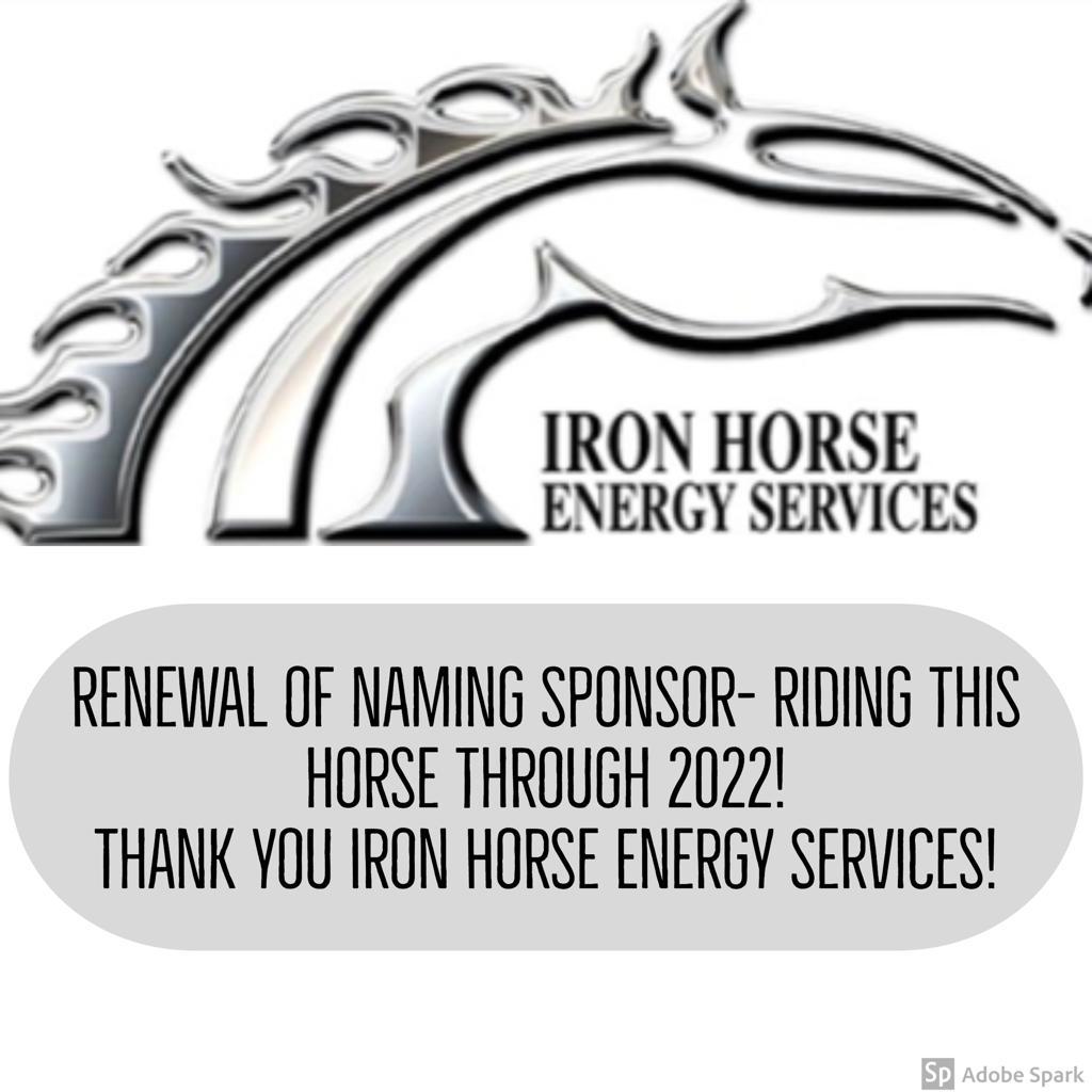 Thank you Iron Horse Energy Services!
