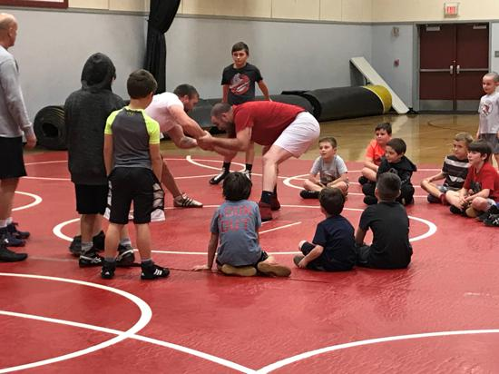 Healdsburg Wrestling Club - Youth