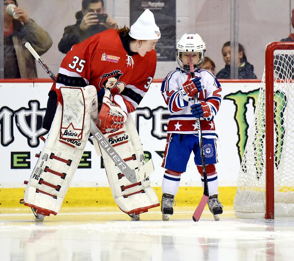 Riveters and New Jersey Devils Team Up To Establish Learn to Play Program  Exclusively for Girls ecb08598a