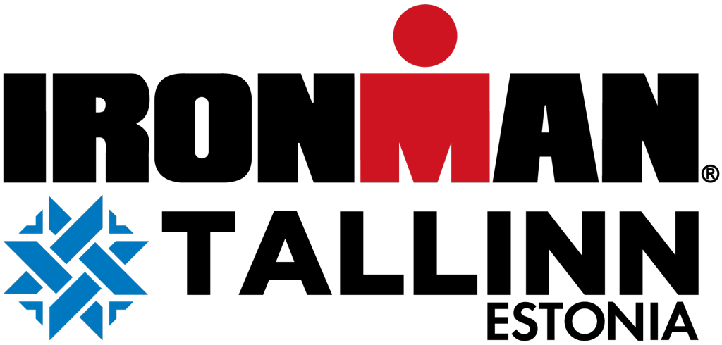 official IRONMAN Tallinn race logo