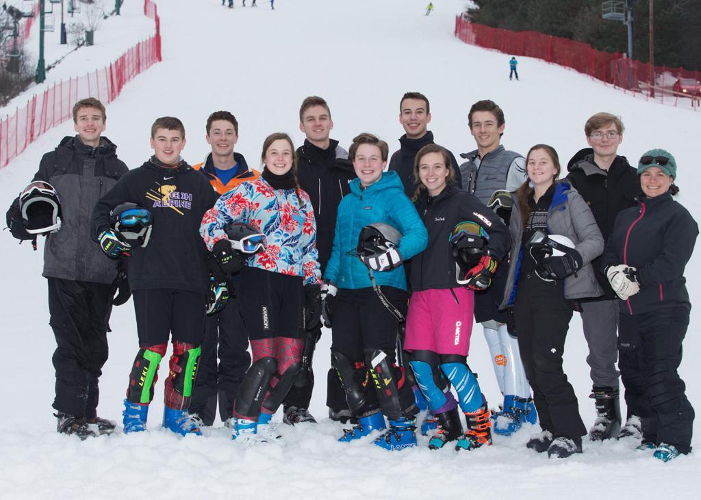 2016-17 Alpine Ski Team
