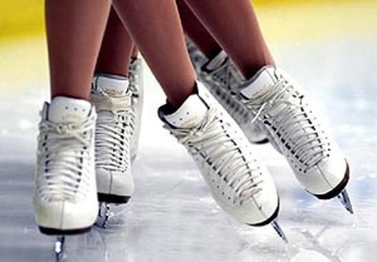 Ice Skate Invitations for great invitation template