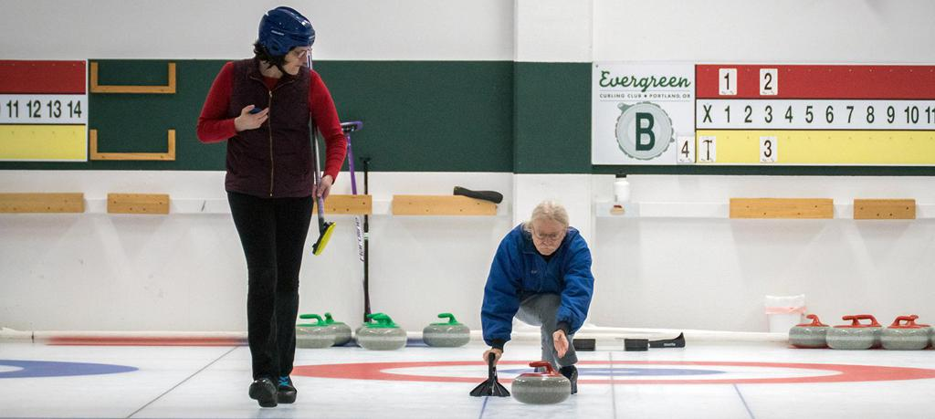 Curling Safety Options