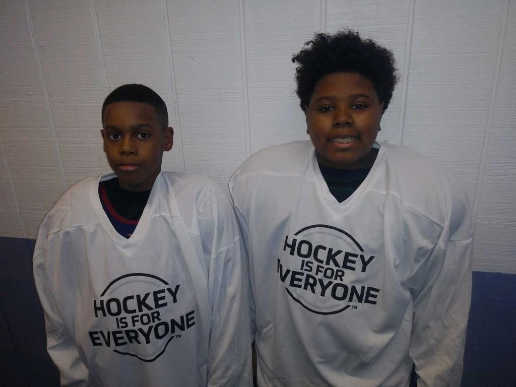 Hockey Is For Everyone Willie O'Ree Skills Weekend!   We are excited and honored to be able to give these kids an experience they will remember for a lifetime!