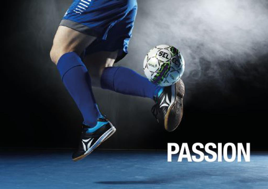 Passion for the game of Futsal