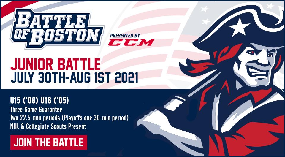 Junior Battle of Boston 2021