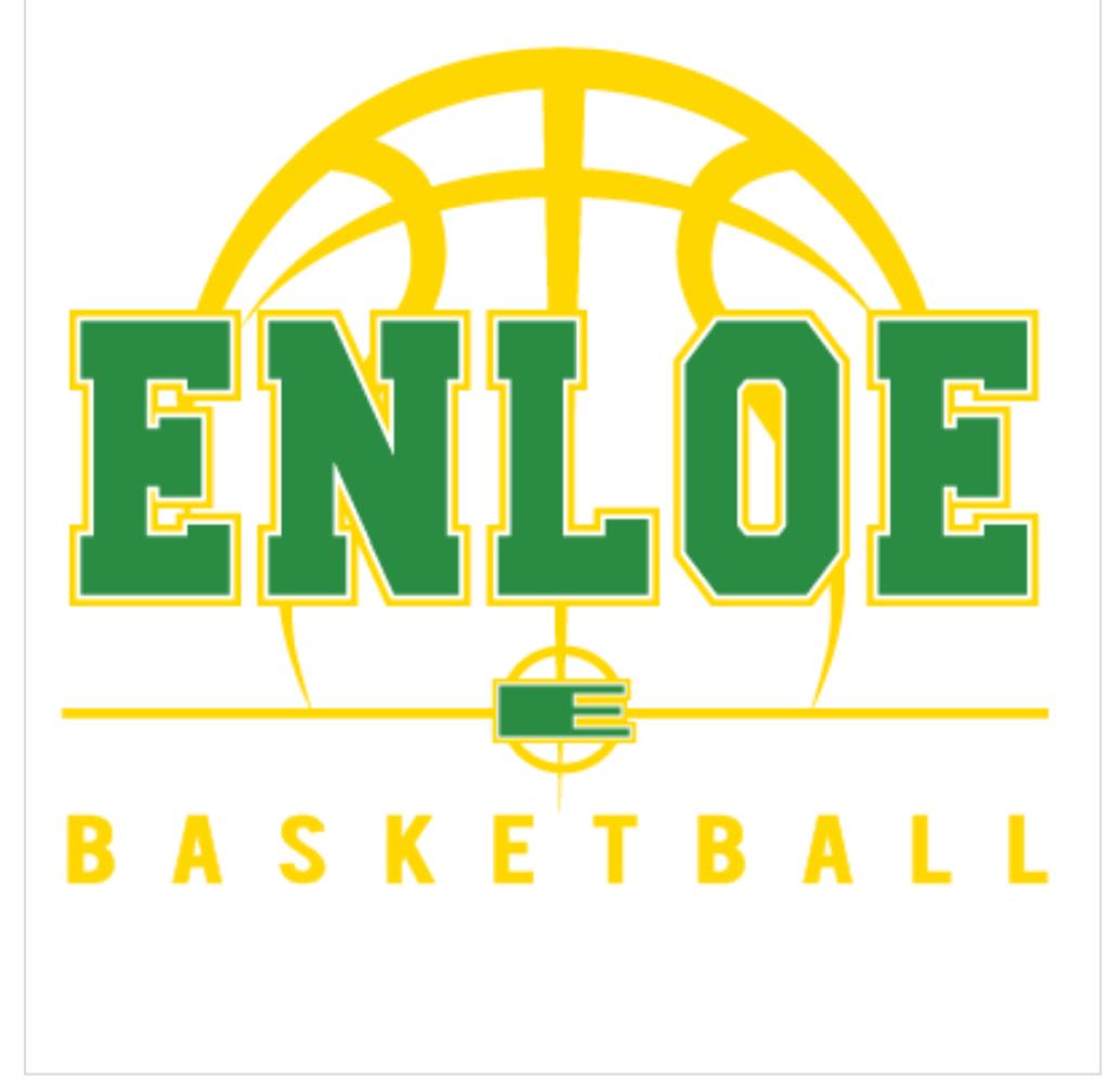 Enloe Basketball Logo