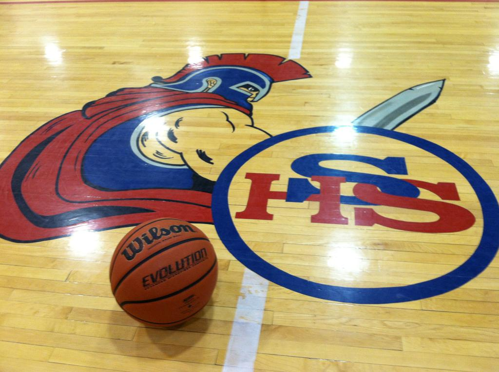 sanderson high school basketball court