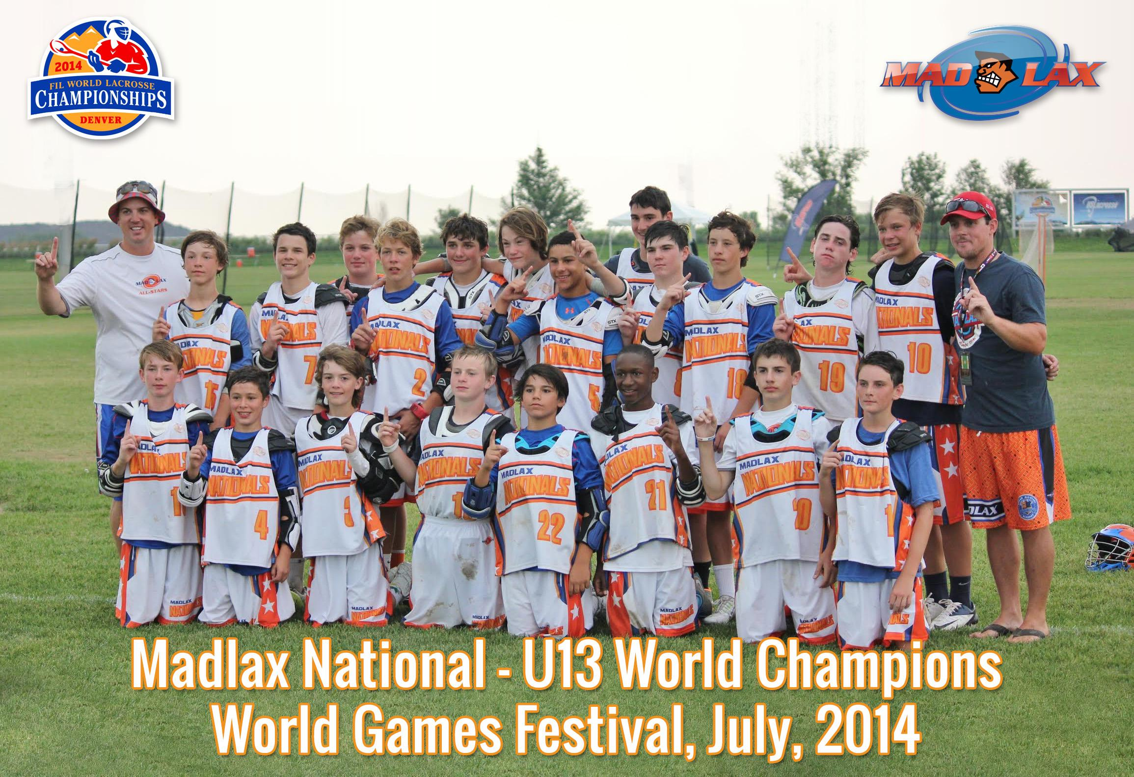 Madlax 2023 National Team