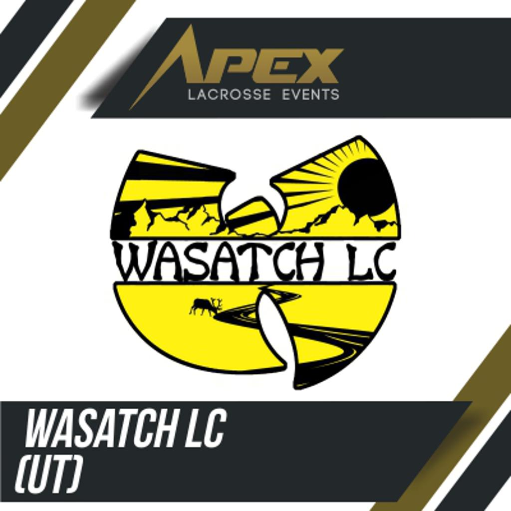 Wasatch Lacrosse Club at APEX Summer Inviational