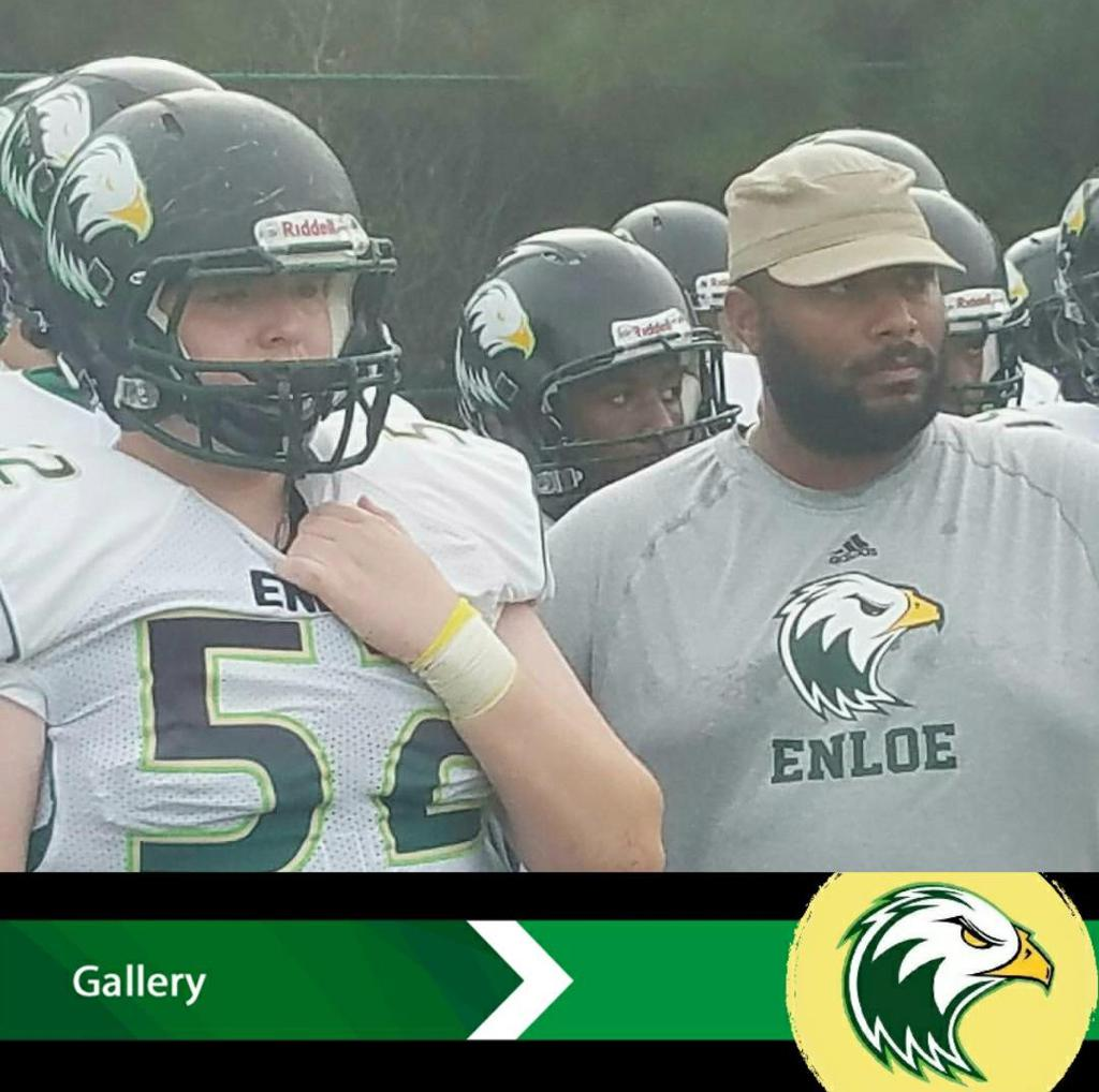 Enloe Football Photo Gallery