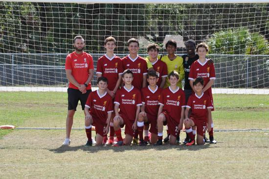 TSYSA Liverpool FC 02 Boys Owen