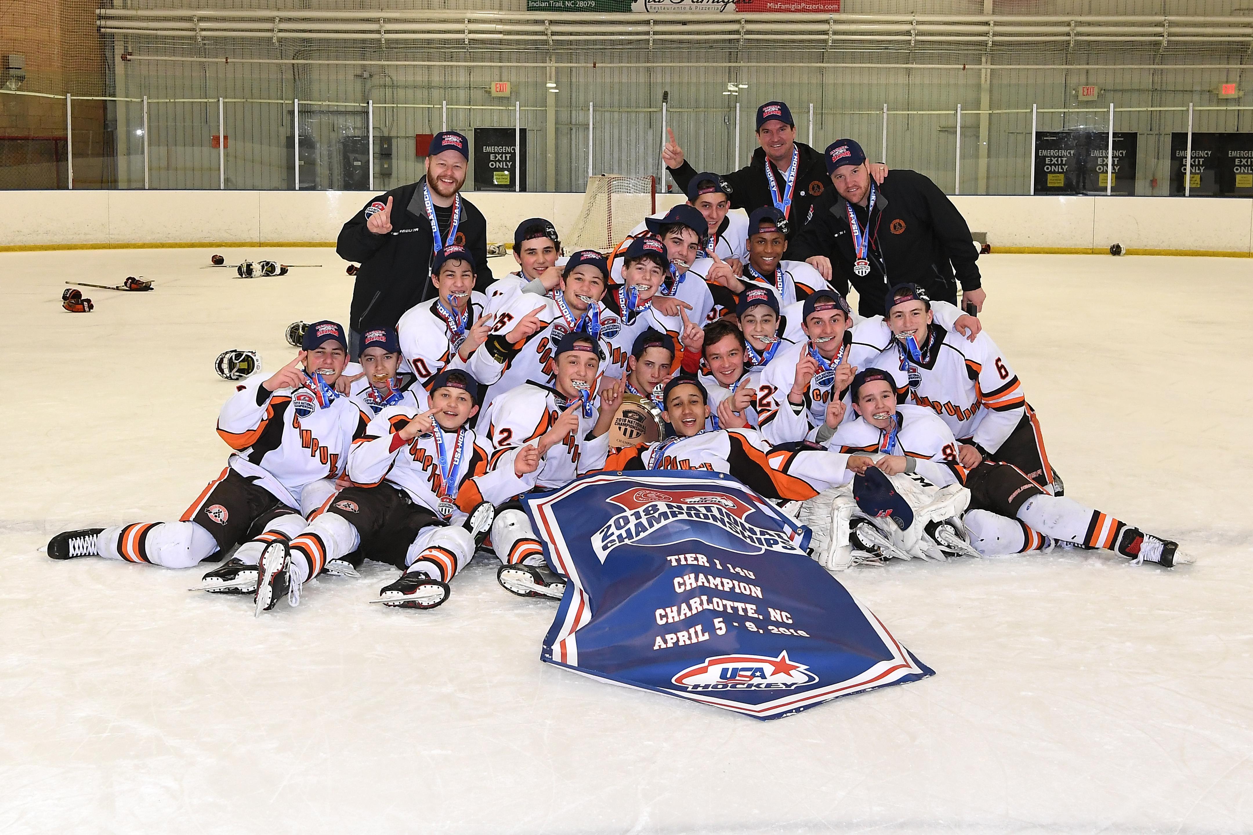 2018 Usa Hockey Youth Nationals