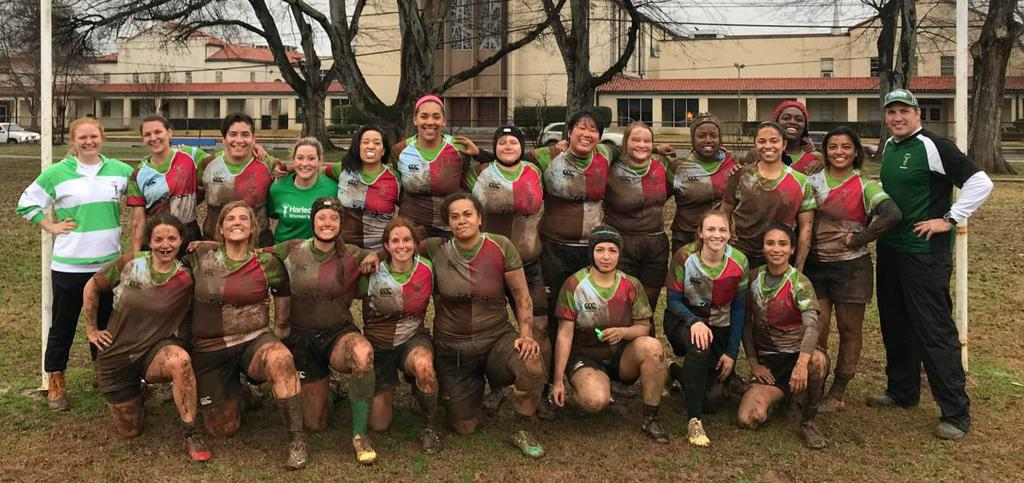 Dallas Harlequins Women's Rugby Football Club