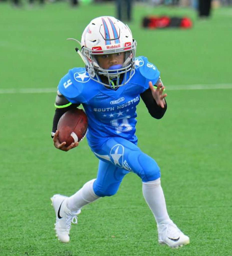 The 15 Most Exciting Youth Football Players In Texas