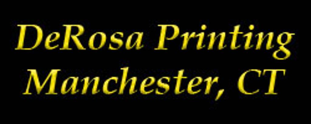 DeRosa Printing