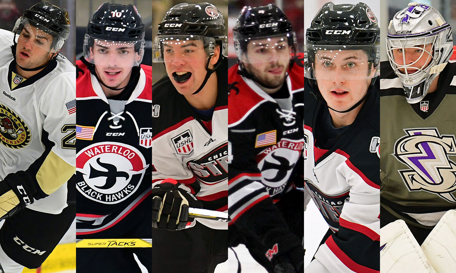 USHL: All-USHL Teams Announced
