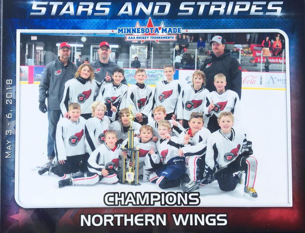 2018 Stars and Stripes Champions ('09 Open Division)
