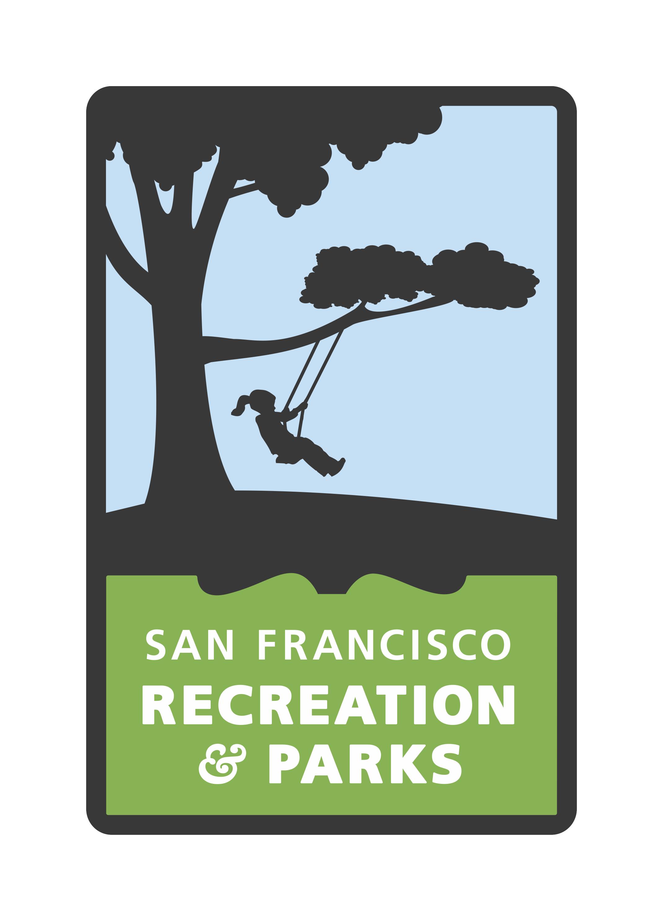 San Francisco Recreation & Parks logo