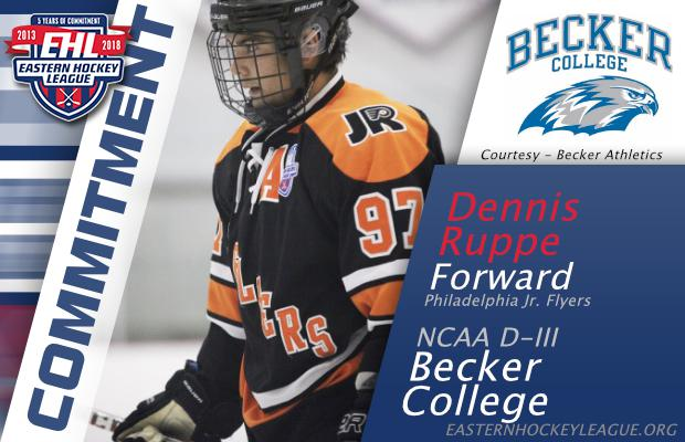 Ruppe Commits To Becker College