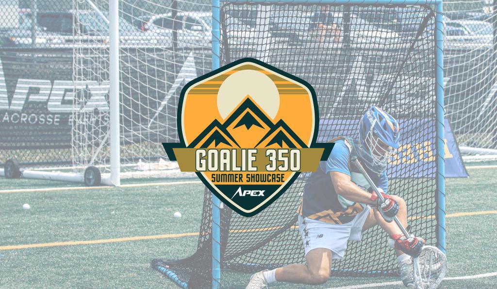 Apex Goalie 350 Summer Showcase
