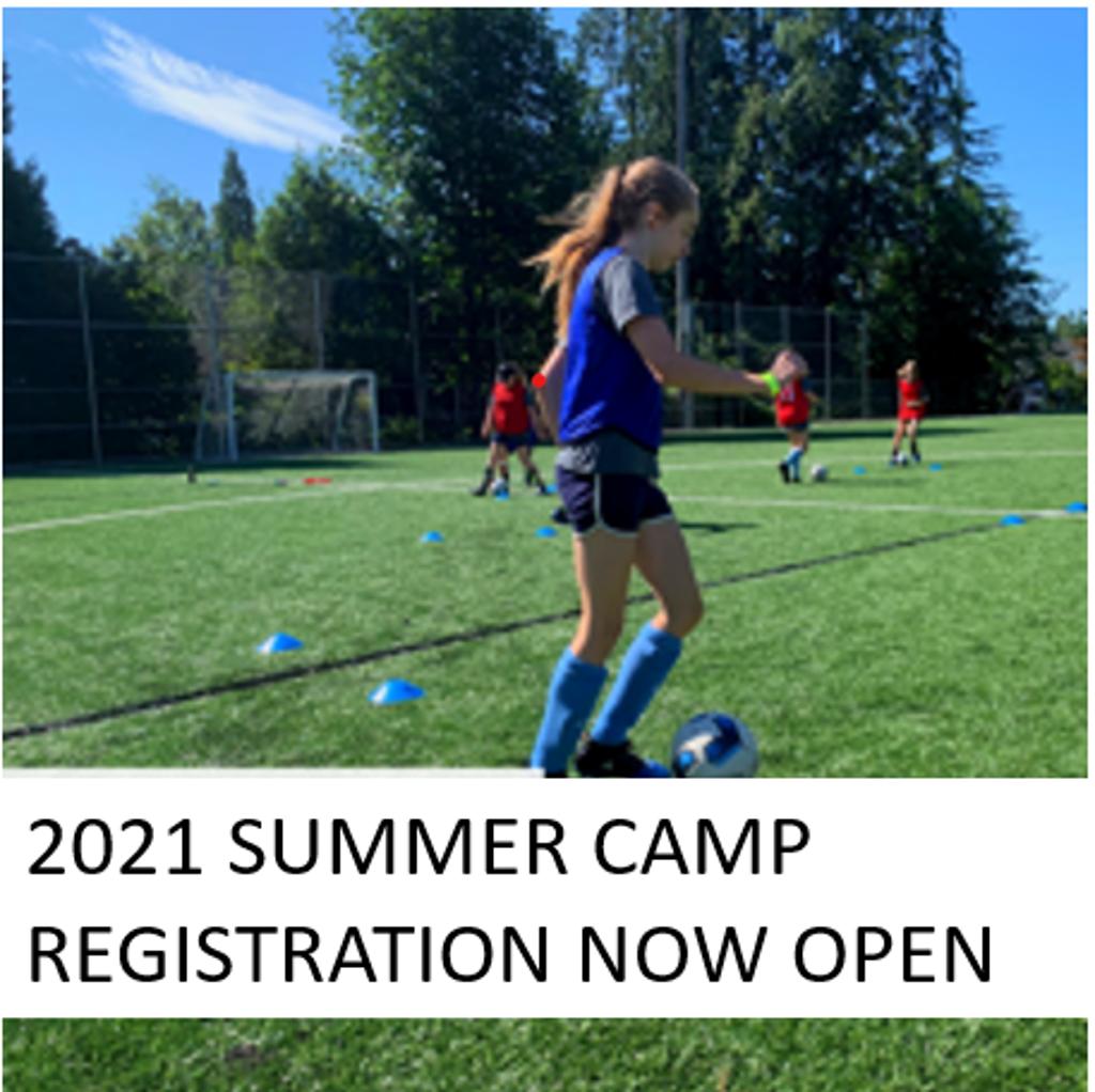 Register now for Summer Camps!