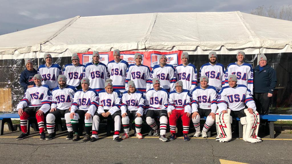 USA Special Hockey Team