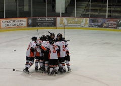 PW B Black after winning Sunday againts Bemidji White