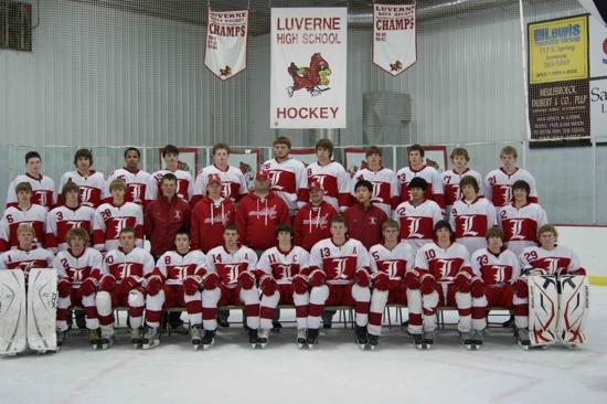 Luverne Cardinals 2011-2012