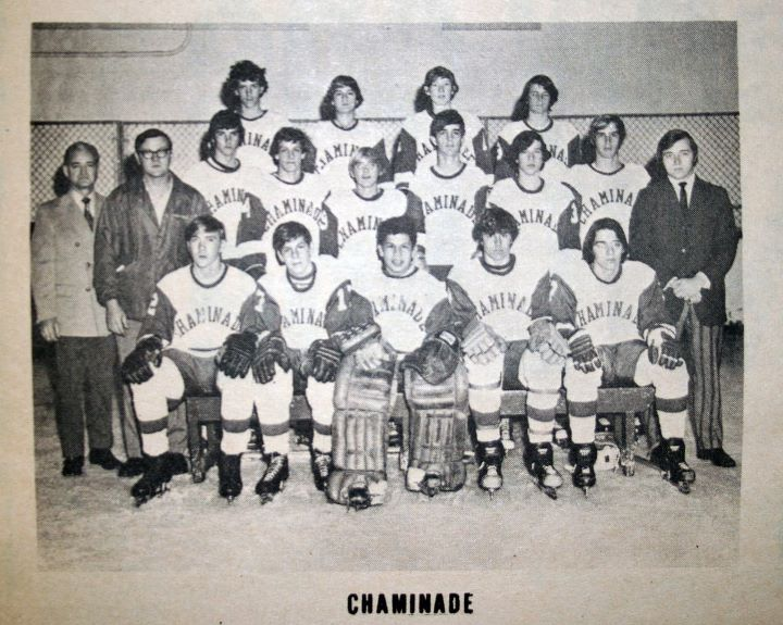First Chaminade Team Picture