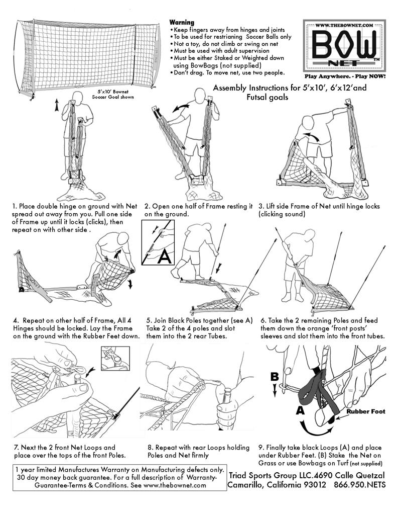bownet 6 12 instructions pdf