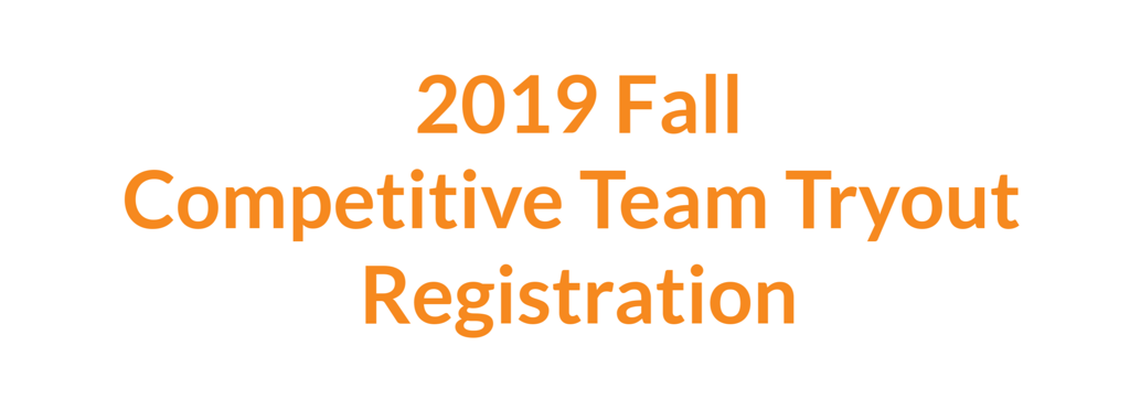 2019 Fever Fall Competitive Team Tryout Registration