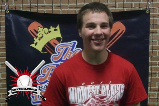 Fall 2011 Hitting League Silver Slugger- Ben Spokley