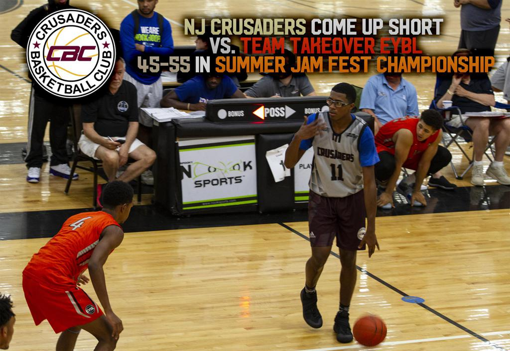New England Crusaders - basketball.exposureevents.com
