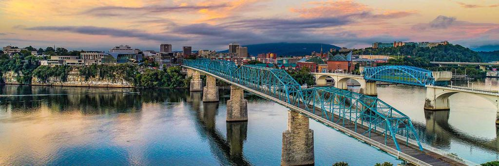 IRONMAN Chattanooga Location
