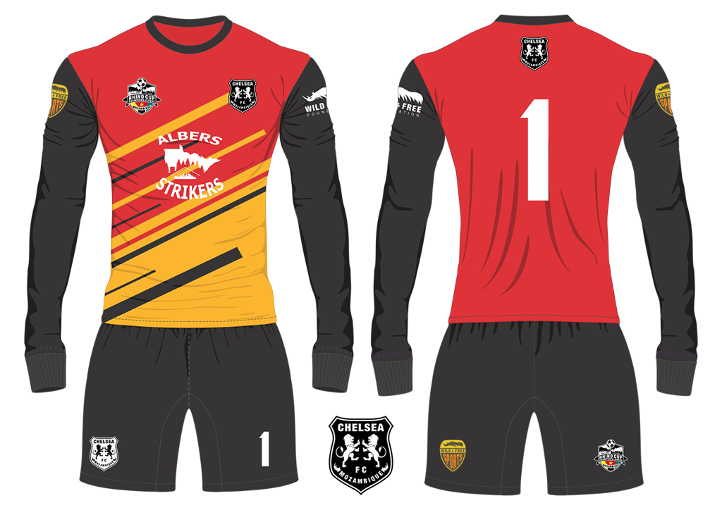 Chelsea FC Lions Goalkeeper Kit RCCL 2019
