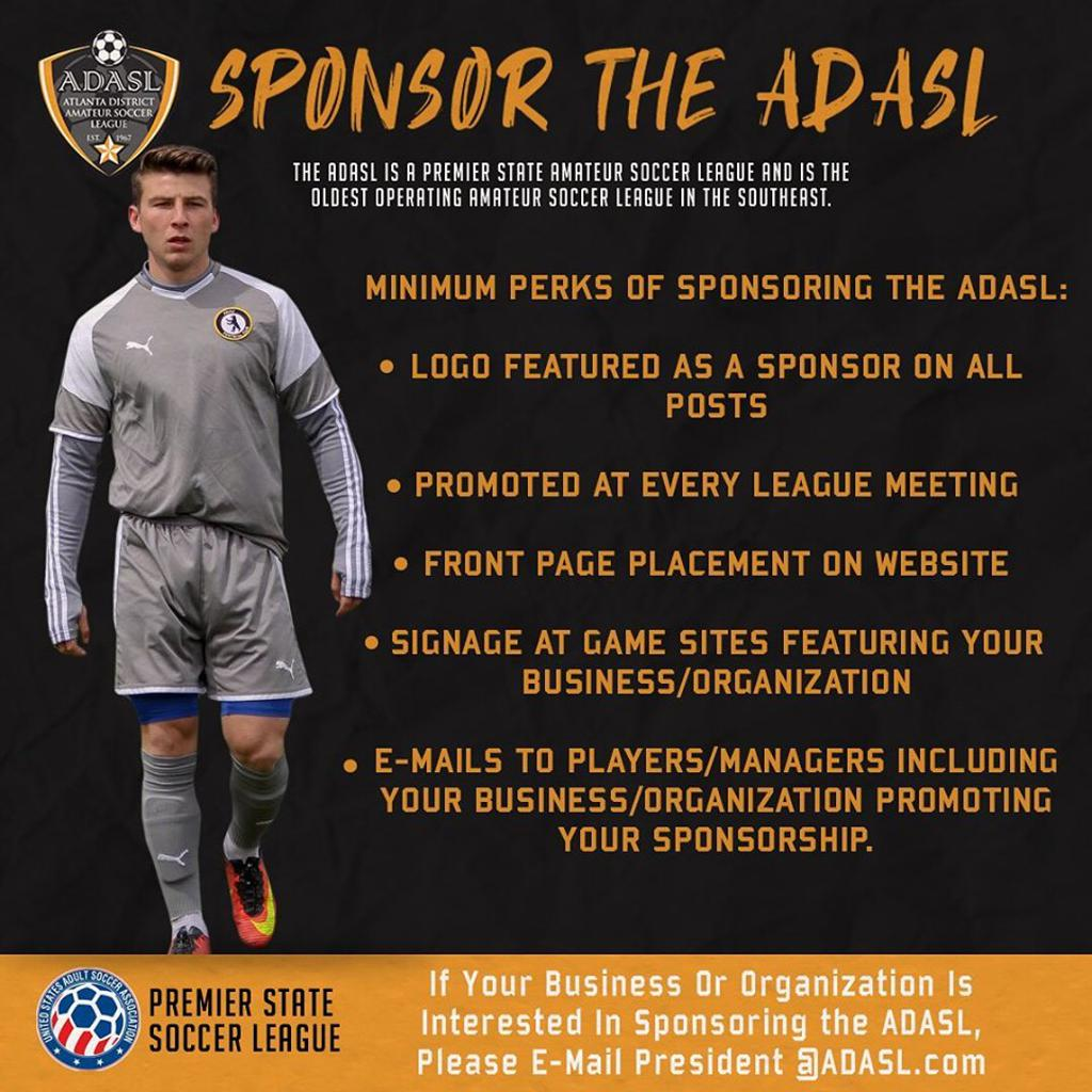 Sponsor the ADASL