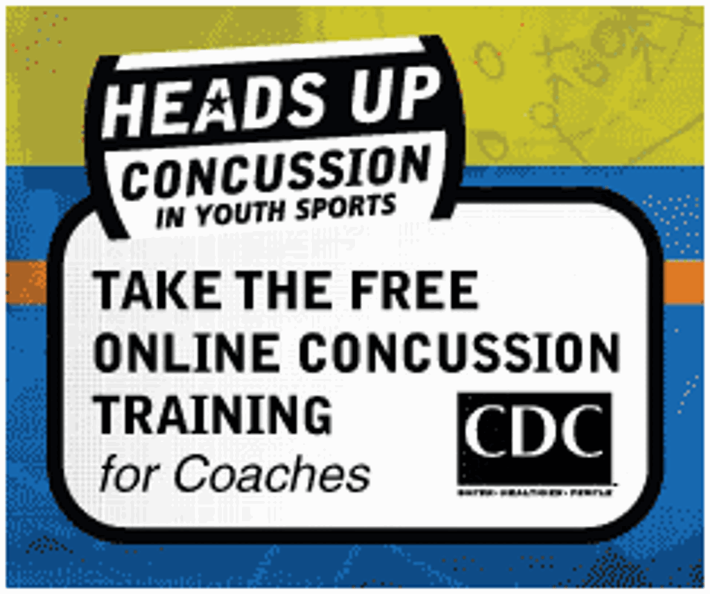 Parent & Coaches Heads Up Concussion Training