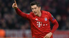 #9 - Robert Lewandowski