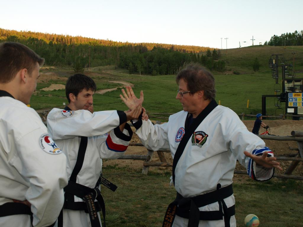 With Grandmaster Hildebrand at Expo XXVIII