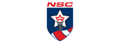 National Sports Center logo - vertical crest